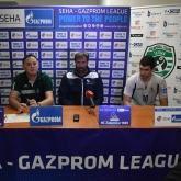 "Goluza: ""Each player has to work hard in order to secure a place for himself in this team"""