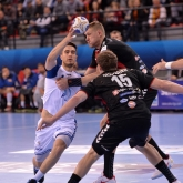 Vardar come out on top in a derby against PPD Zagreb