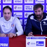 "Vujovic: ""SEHA matches are a big challenge and valuable experience for us"""