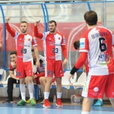 Vojvodina celebrate seventh Serbian title in a row