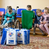 SEHA – Gazprom League supports children in Brest