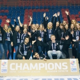 SEHA Final 4 would be impossible without them: volunteers in Brest, Belarus