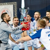 PPD Zagreb win the Croatian Cup against Dubrava