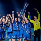 PPD Zagreb are the Croatian champions for the 28th time!