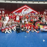 Spartak – new red and white force from Moscow