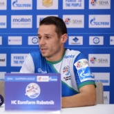 "Ojleski: ""This win can be a great motivation for the rest of the season"""