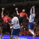 Amazing victory on the home court for the Hungarian champions