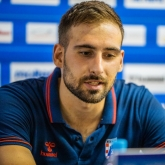 "Mrakovcic: ""We managed to do what we came for in Dom Sportova 2 - win"""