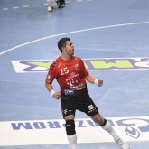 EHFCL Round 4 recap: dominance on the home court by Telekom Veszprem, first points for Eurofarm Rabotnik