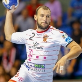 Manaskov explodes for 10 as Veszprem defeat Spartak