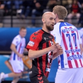 Dibirov and Vujovic deliver a show as Vardar cruise past Motor