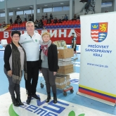 Vojvodina and Tatran Presov come together for another book donation
