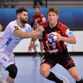 Vardar seal first position in Group A