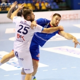 Meshkov in winning mood after defeating Metaloplastika before the crucial match versus Zagreb