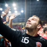 "7M - Vladimir Cupara: ""I didn't even dream I would share a locker-room with Arpad Sterbik"""