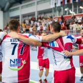 Vojvodina to face off against Telekom Veszprem in SEHA quarter-finals