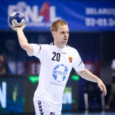 Stas Skube changes his address in SEHA – from Skopje to Brest