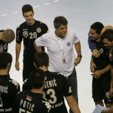 Partizan is aware of Metalurg power