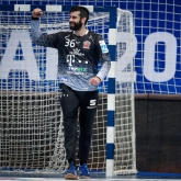 Goalkeeper Corrales paves the way for Veszprem's fourth SEHA final