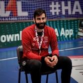 """Handball is back and that is what makes me really happy"" I Rodrigo Corrales, 11th SEHA TV Magazine"