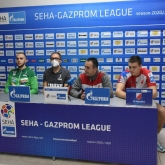 "Boris Rojevic: ""Both teams played really good today"""