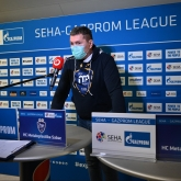 "Vukovic: ""We were quick in transition and solid in defense"""