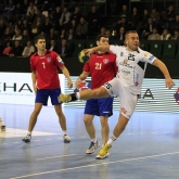 Tatran playing for No.1, Borac for themselves and their crowd