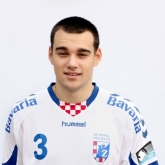 Marino Maric left CO Zagreb