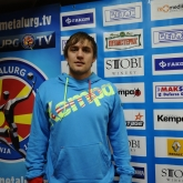Metalurg sign Croat Luka Cindric as replacement for injured Mojsovski
