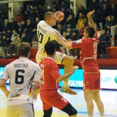 Tatran on the highest level in Cetinje against Lovcen