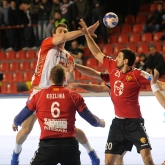Last year's champions Vardar starting the new season in Novi Sad